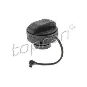 Kraftstoffbehälter und Tankverschluss VW PASSAT Variant (3B6) 1.9 TDI 130 PS ab 11.2000 TOPRAN Verschluß, Kraftstoffbehälter (112 984) für