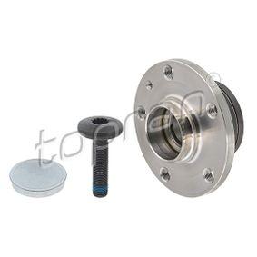 Wheel Bearing Kit 110 533 OCTAVIA (1Z3) 1.6 TDI MY 2009