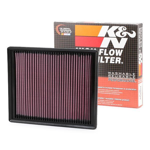 Luftfilter K&N Filters 33-2997 ekspertviden