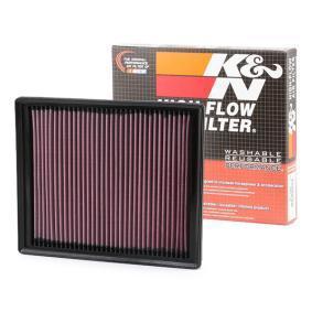 K&N Filters 33-2997 Erfahrung