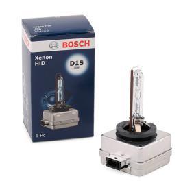 Крушка с нагреваема жичка, фар за дълги светлини D1S (газоразрядна лампа), 35ват 1 987 302 905