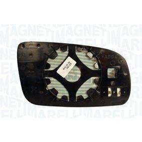 Spiegelglas, Außenspiegel mit OEM-Nummer 1J1 857 522B