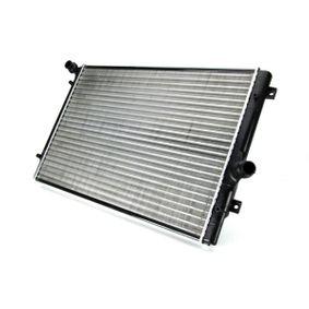 Kühler, Motorkühlung mit OEM-Nummer 3C0 121 253K