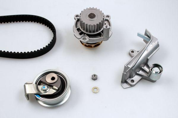 HEPU  PK05454 Water pump and timing belt kit Width: 23mm
