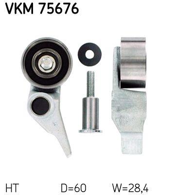 SKF  VKM 75676 Spannrolle, Zahnriemen Ø: 60mm