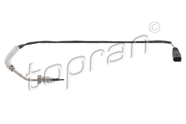 TOPRAN  113 256 Bremsscheibe Bremsscheibendicke: 34mm, Felge: 5-loch, Ø: 360mm