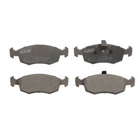 Bremsbelagsatz, Scheibenbremse Höhe: 52,5mm, Dicke/Stärke: 17,8mm mit OEM-Nummer 9949125