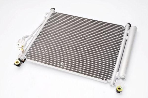 DIEDERICHS Kondensator Klimaanlage Klimakondensator Klimakühler DCC1541