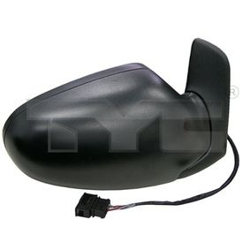Outside Mirror with OEM Number 1128466