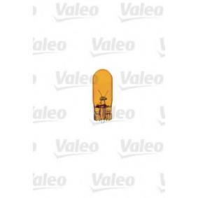 VALEO Glühlampe, Blinkleuchte 32213 für AUDI A4 Cabriolet (8H7, B6, 8HE, B7) 3.2 FSI ab Baujahr 01.2006, 255 PS