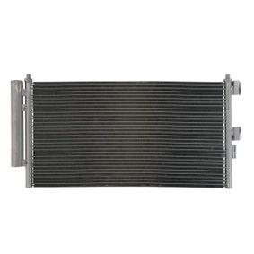 Condenser, air conditioning KTT110191 PUNTO (188) 1.2 16V 80 MY 2006