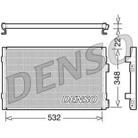 Kondensator, Klimaanlage Kältemittel: R 134a mit OEM-Nummer 5017405AA