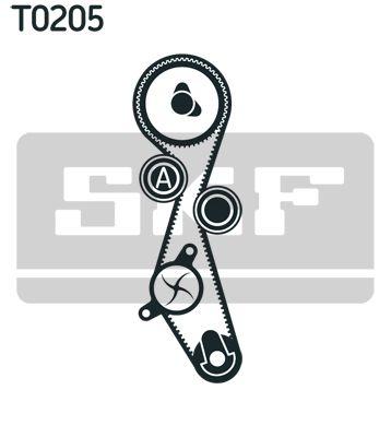 SKF VKPC83646 - 7316575607920