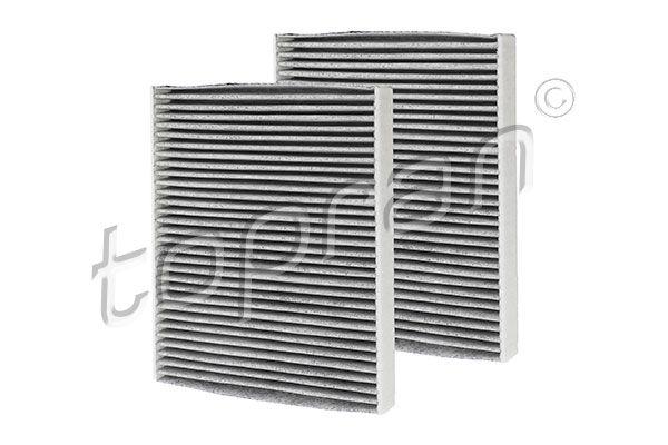 Filtro de aire acondicionado TOPRAN 501 648 6411980000012