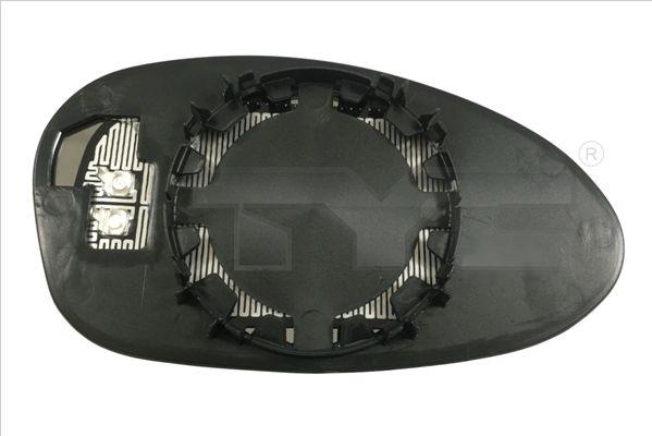 Rückspiegelglas TYC 303-0098-1 8717475072570