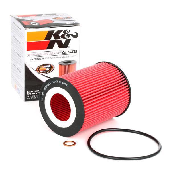 Oil Filter K&N Filters PS-7007 expert knowledge