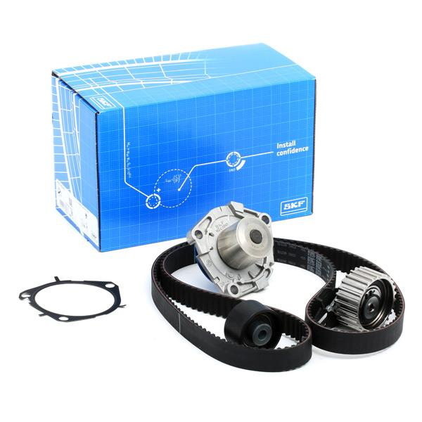 Zahnriemen Kit + Wasserpumpe VKMC 02199-2 SKF VKPC85101 in Original Qualität
