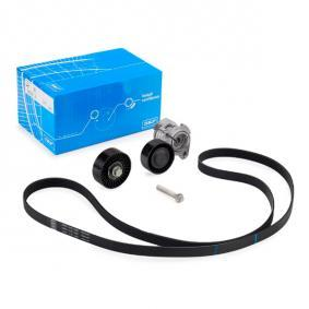 SKF  VKMA 38214 V-Ribbed Belt Set
