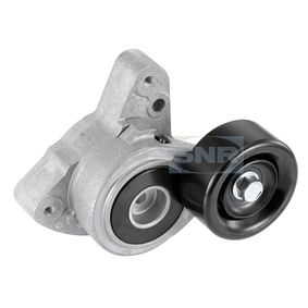 Tensioner Pulley, v-ribbed belt with OEM Number 31170-RAA-A02