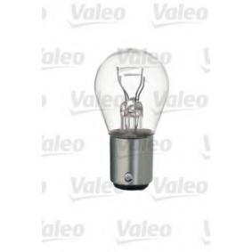VALEO Glühlampe, Blinkleuchte 32207 für AUDI A4 Avant (8E5, B6) 3.0 quattro ab Baujahr 09.2001, 220 PS