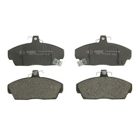 Brake Pad Set, disc brake Width: 129,2mm, Height: 68,6mm, Thickness: 18mm with OEM Number 45022SK3E00