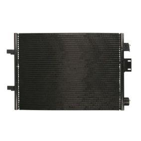 Kondensator, Klimaanlage KTT110035 CLIO 2 (BB0/1/2, CB0/1/2) 1.5 dCi Bj 2016