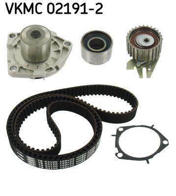 SKF  VKMC 02191-2 Wasserpumpe + Zahnriemensatz