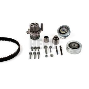 Tiguan 5n 2.0TDI Wasserpumpe + Zahnriemensatz HEPU PK06551 (2.0 TDI Diesel 2018 CUVE)