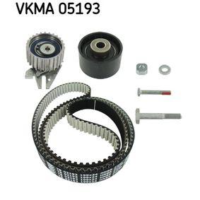 Timing Belt Set with OEM Number 552 3802 7