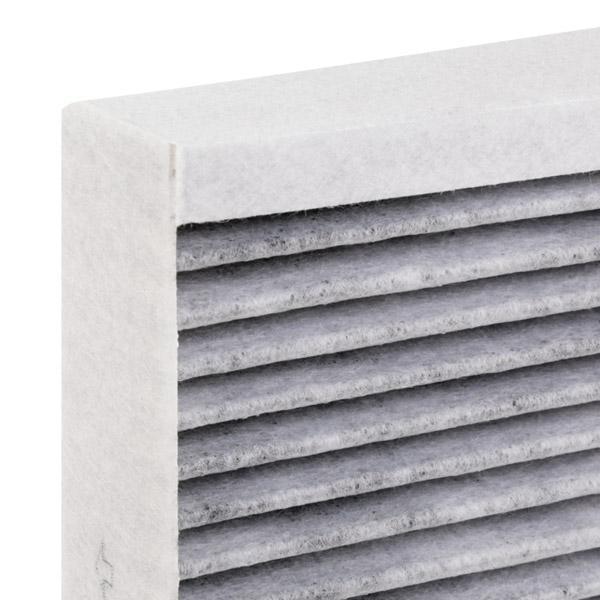 Filtro de aire acondicionado TOPRAN 207622 conocimiento experto