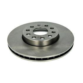Bremsscheibe Bremsscheibendicke: 25,0mm, Lochanzahl: 9, Ø: 288mm mit OEM-Nummer 1J0615301C