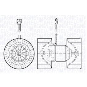 Innenraumgebläse Spannung: 12V mit OEM-Nummer 9 204 154