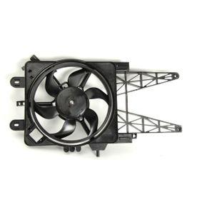 Fan, radiator D8F006TT PUNTO (188) 1.2 16V 80 MY 2006