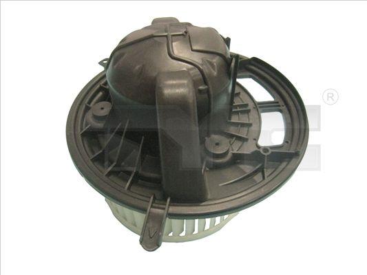 TYC  503-0003 Innenraumgebläse Spannung: 13,5V, Nennleistung: 270W, Anschlussanzahl: 2