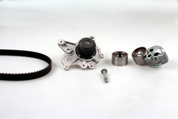 HEPU  PK77971 Water pump and timing belt kit Width: 27mm