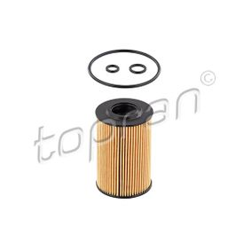 Oil Filter Ø: 63mm, Height: 101mm with OEM Number 03L 115 466