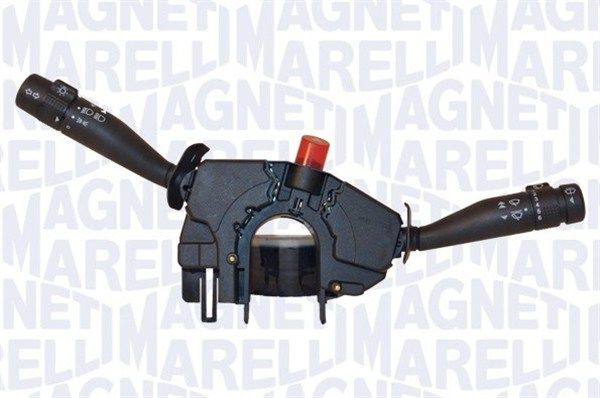 MAGNETI MARELLI  000050208010 Steering Column Switch Number of Poles: 21-pin connector, with indicator function, with light dimmer function, with wipe interval function, with wipe-wash function