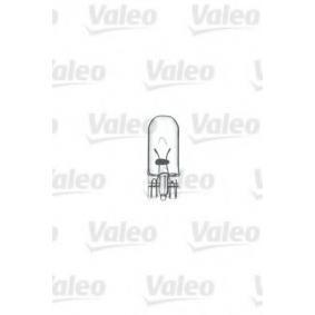 VALEO Glühlampe, Blinkleuchte 32211 für AUDI A4 Cabriolet (8H7, B6, 8HE, B7) 3.2 FSI ab Baujahr 01.2006, 255 PS
