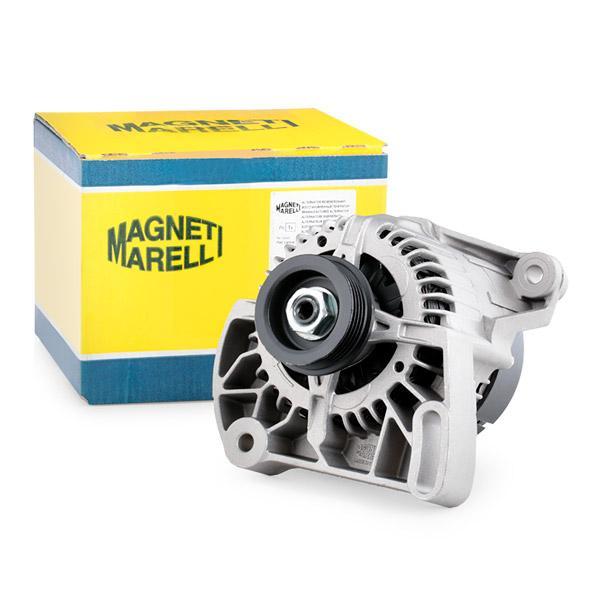 Generador MAGNETI MARELLI 943308901010 conocimiento experto