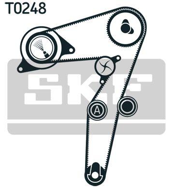 Zahnriemen Kit + Wasserpumpe VKMC 02193-2 SKF VKPC85101 in Original Qualität