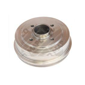 Bremstrommel Br.Tr.Durchmesser außen: 208mm mit OEM-Nummer 6001 548 126