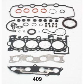 Пълен комплект гарнитури, двигател KM-409 Jazz 2 (GD_, GE3, GE2) 1.2 i-DSI (GD5, GE2) Г.П. 2006