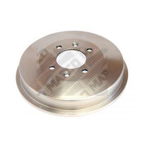 Bremstrommel Br.Tr.Durchmesser außen: 274mm mit OEM-Nummer 4247-24