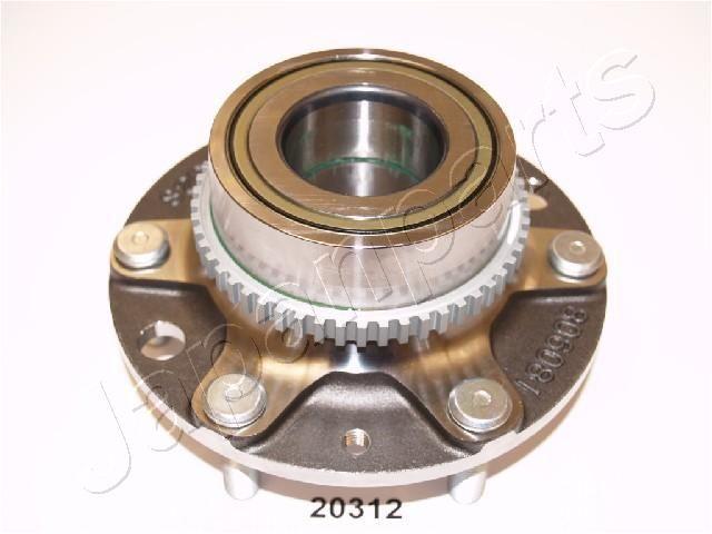 Radnaben KK-20312 JAPANPARTS KK-20312 in Original Qualität