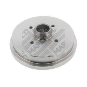 Bremstrommel Br.Tr.Durchmesser außen: 212mm mit OEM-Nummer 191 501 615
