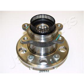 Wheel Bearing Kit Ø: 73mm with OEM Number 52730-2H-000