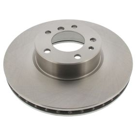 Bremsscheibe Bremsscheibendicke: 30mm, Lochanzahl: 5, Ø: 324mm mit OEM-Nummer 34 11 1 1658 59