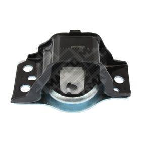Lagerung, Motor Gummi/Metall mit OEM-Nummer 8200044925