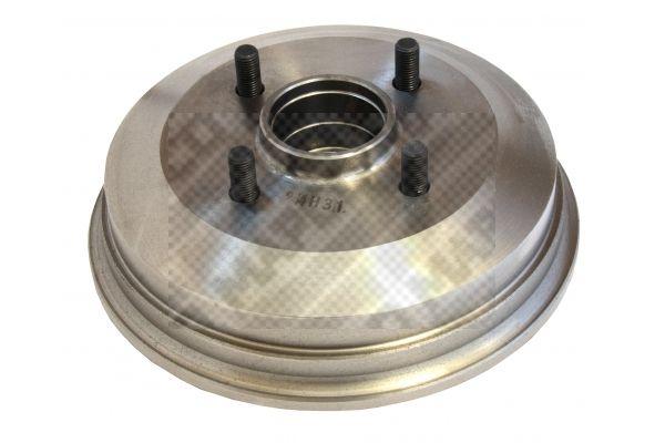 Bremstrommel 35750 MAPCO 35750 in Original Qualität