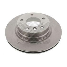 Bremsscheibe Bremsscheibendicke: 20mm, Lochanzahl: 5, Ø: 300mm mit OEM-Nummer 34 21 6 764 651